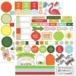 Picture of Summer Collection Stackable Stickers